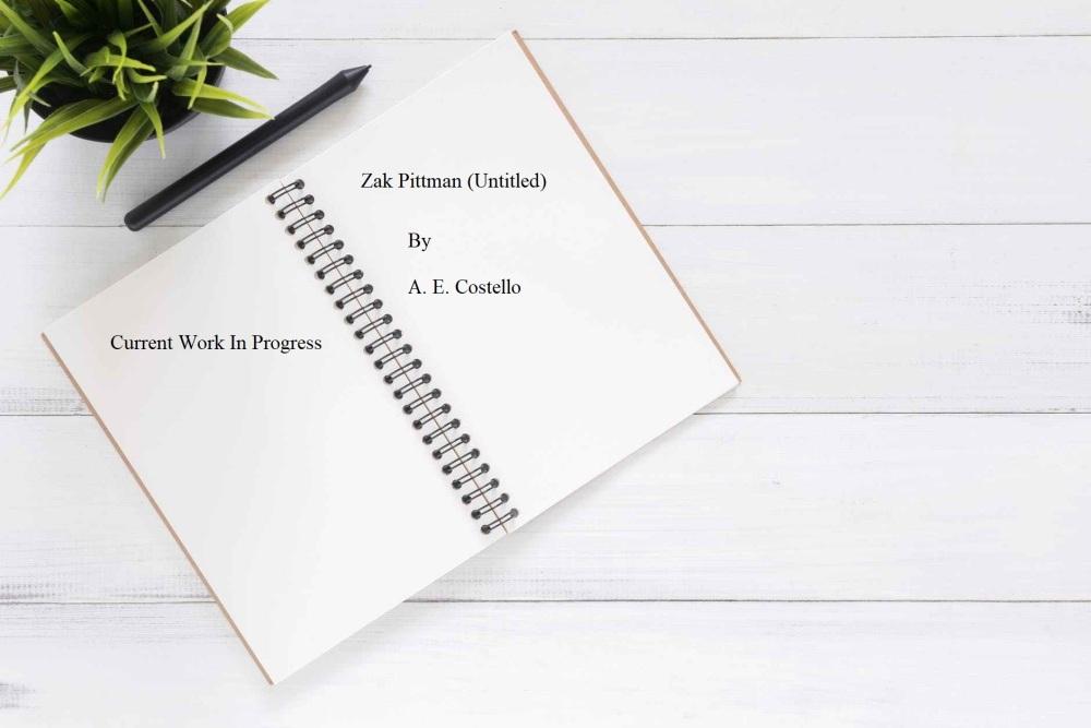 Zak Pittman notebook